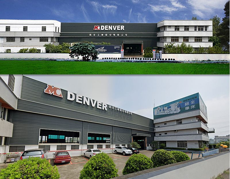 Denver (Тайвань) - виробник сучасних токарних і фрезерних верстатів
