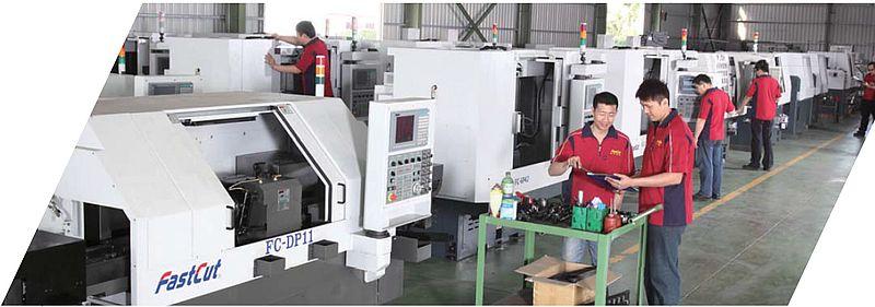 Компанія Fastcut - виробник спеціальних токарних верстатів для полігонального точіння