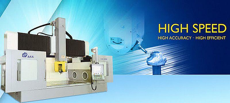 Компанія Shenq Fang Yuan Technology (Бренд S.F.Y.) - фрезерні та гравіровальні верстати з ЧПК